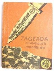 ZAGŁADA OLIWKOWYCH MUNDURÓW - Jacek Wilczur 1964
