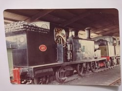 Zdjęcie parowóz - picture locomotive 010