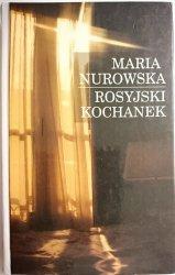 ROSYJSKI KOCHANEK - Maria Nurowska 1997