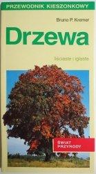 DRZEWA. LIŚCIASTE I IGLASTE - Bruno P. Kremer