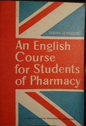 AN ENGLISH COURSE FOR STUDENTS OF PHARMACY 1976