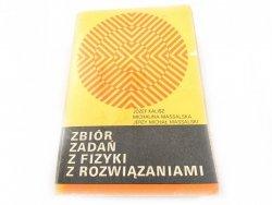 ZBIÓR ZADAŃ Z FIZYKI Z ROZWIĄZANIAMI - Kalisz 1975