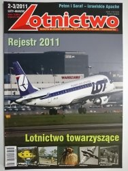 LOTNICTWO numer 2-3/2011