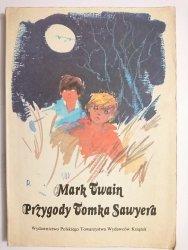 PRZYGODY TOMKA SAWYERA - Mark Twain 1988
