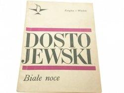BIAŁE NOCE - Fiodor Dostojewski 1967