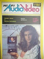 HIFI AUDIO VIDEO NR 1'90