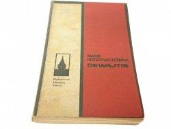 DEWAJTIS - Maria Rodziewiczówna 1974