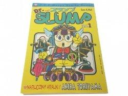 DR. SLUMP TOM 1 NARODZINY ARALKI! - Toriyama 1999