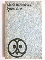 NOCE I DNIE TOM 2 - Maria Dąbrowska 1975