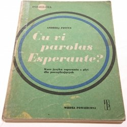 ĆU VI PAROLAS ESPERANTE? - Andrzej Pettyn (1974)
