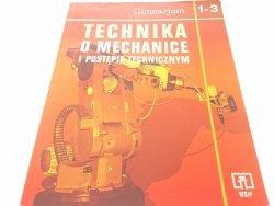 TECHNIKA O MECHANICE I POSTĘPIE TECHNICZNYM 2001