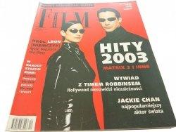 FILM. GRUDZIEŃ (12) 2002 + PLAKAT