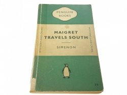 MAIGRET TRAVELS SOUTH - Georges Simenon 1952