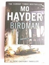 BIRDMAN - Mo Hayder 2011