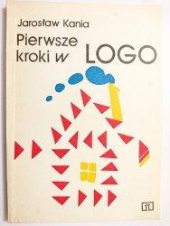 PIERWSZE KROKI W LOGO - Jarosław Kania 1987