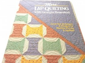 MORE LAP QUILTING WITH GEORGIA BONESTEEL (1985)