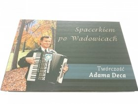 SPACERKIEM PO WADOWICACH - Monika Wojtanek 1996