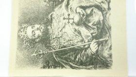 JAN MATEJKO 1838-1893 POCZET KRÓLÓW WACŁAW II