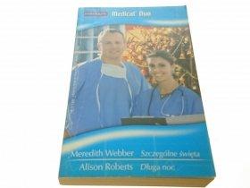 SZCZEGÓLNE ŚWIĘTA; DŁUGA NOC - Webber; Roberts '07