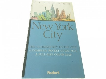 NEW YORK CITY A COMPLETE POCKET GUIDE