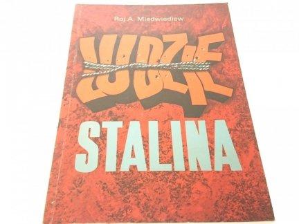 LUDZIE STALINA - Roj A. Miedwiediew