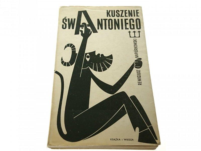KUSZENIE ŚW. ANTONIEGO - R . Napiórkowski 1973