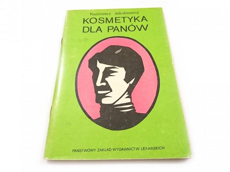 KOSMETYKA DLA PANÓW - Kazimierz Jakubowicz 1981