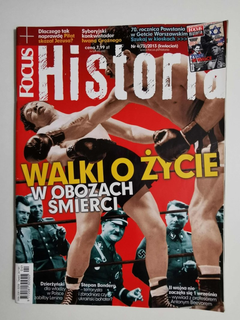 FOCUS HISTORIA NR 4 (73)/2013 KWIECIEŃ