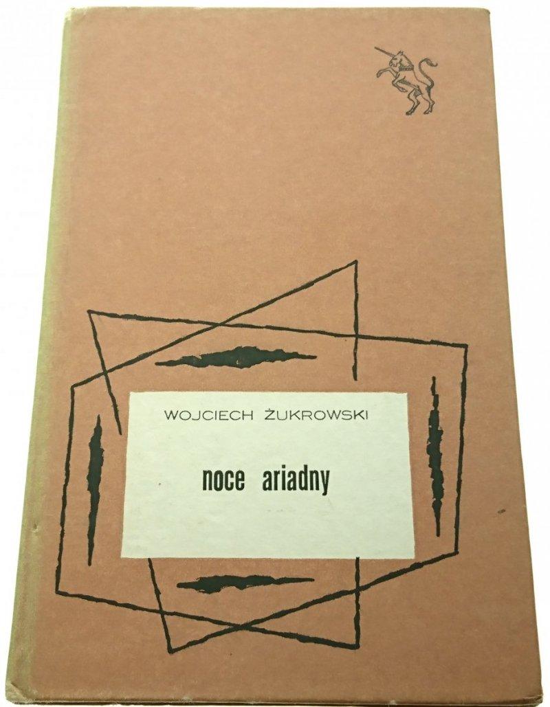 NOCE ARIADNY - Wojciech Żukrowski