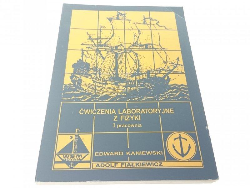 ĆWICZENIA LABORATORYJNE Z FIZYKI I PRACOWNIA 1996