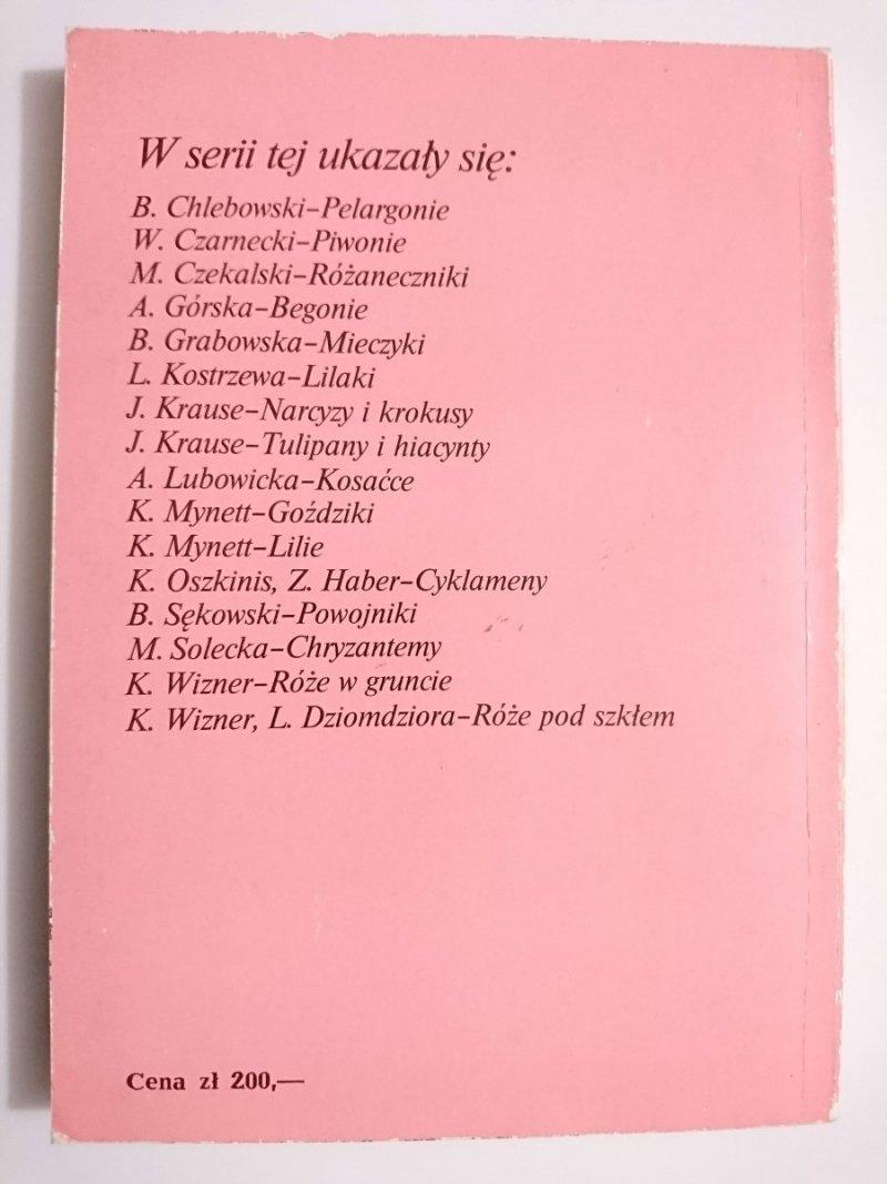 FREZJA - doc. dr Krystyna Kukułczanka 1987