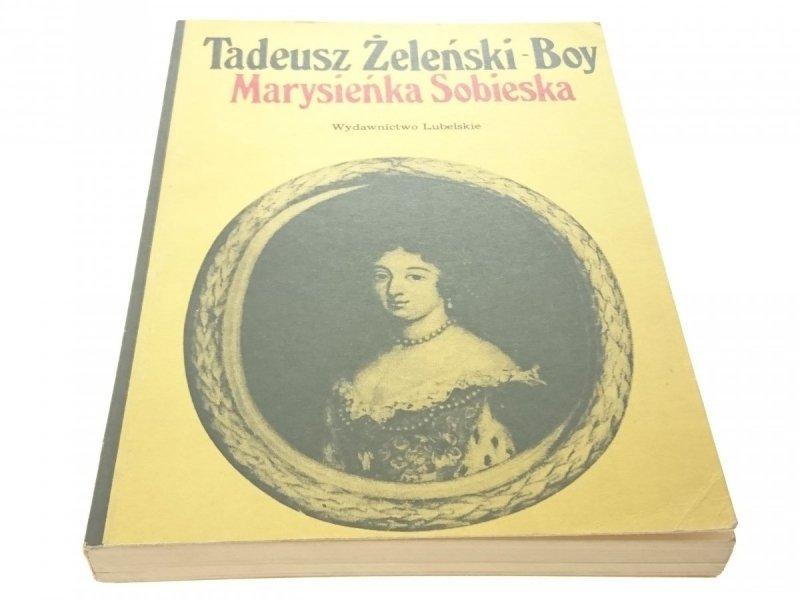 MARYSIEŃKA SOBIESKA - Tadeusz Żeleński-Boy (1983)