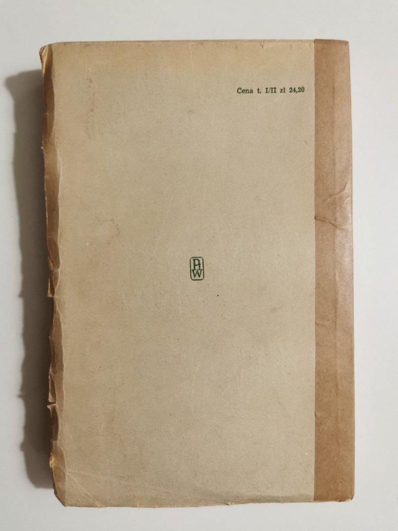 SZKICE O LITERATURZE FRANCUSKIEJ TOM I - Tadeusz Boy-Żeleński 1956