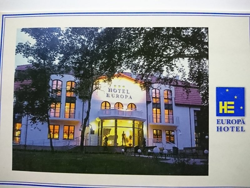 HOTEL EUROPA. SOPOT FOT. TADEUSZ PRUSZEK