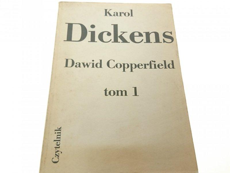 DAWID COPPERFIELD TOM 1 - Karol Dickens 1987