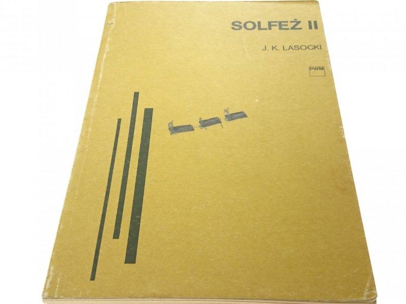 SOLFEŻ II - J. K. Lasocki (1983)