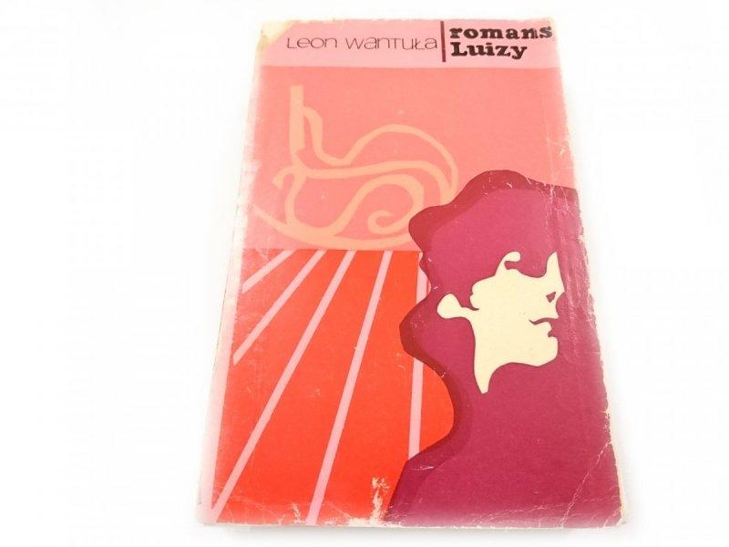 ROMANS LUIZY - Leon Wantuła 1971