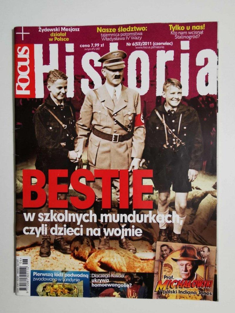 FOCUS HISTORIA NR 6 (53)/2011 (CZERWIEC)