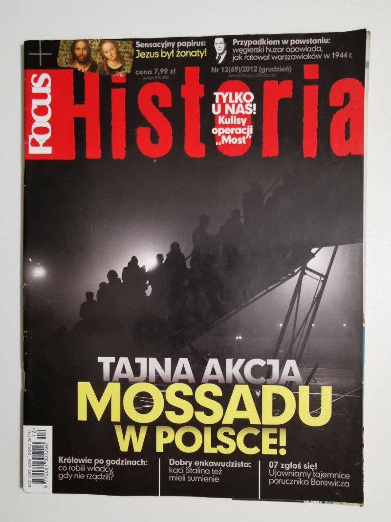 FOCUS HISTORIA NR 12 (69)/2012 GRUDZIEŃ