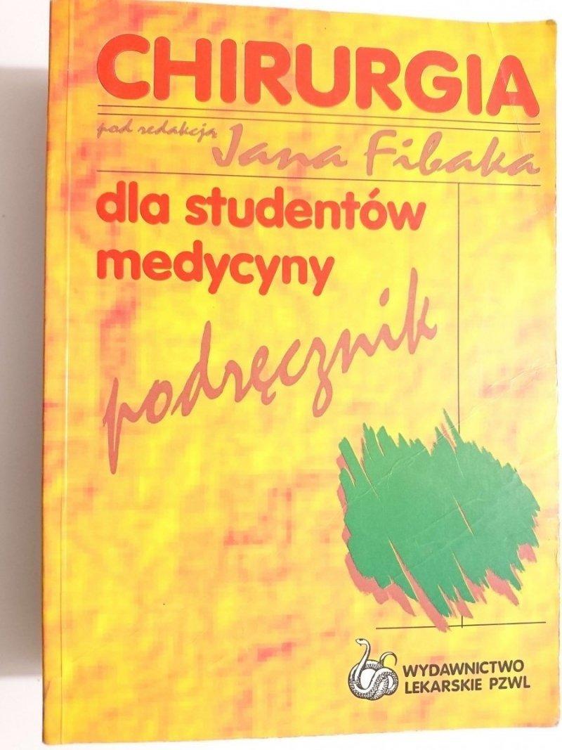 CHIRURGIA DLA STUDENTÓW MEDYCYNY - Praca Zbiorowa 1996