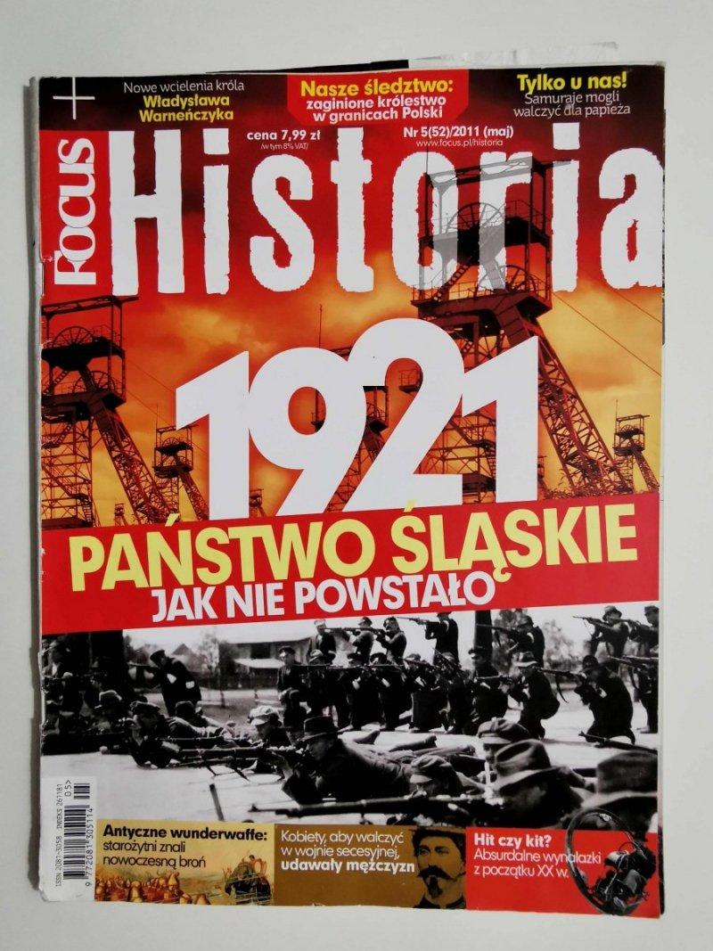 FOCUS HISTORIA NR 5 (52)/2011 MAJ