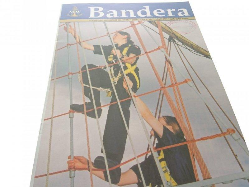 BANDERA. LIPIEC 2002 R. NR. 7 (1866) XLVI