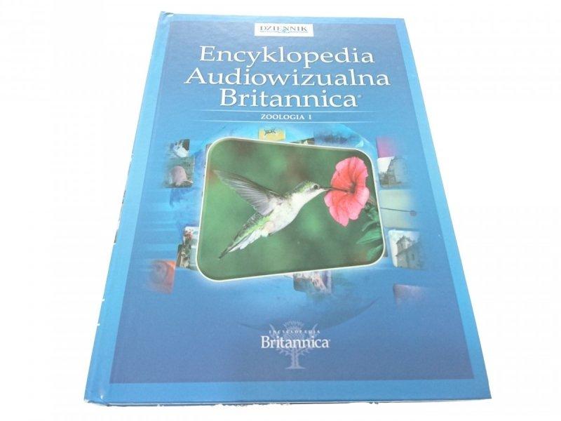 ENCYKLOPEDIA AUDIOWIZUALNA BRITANNICA ZOOLOGIA 1