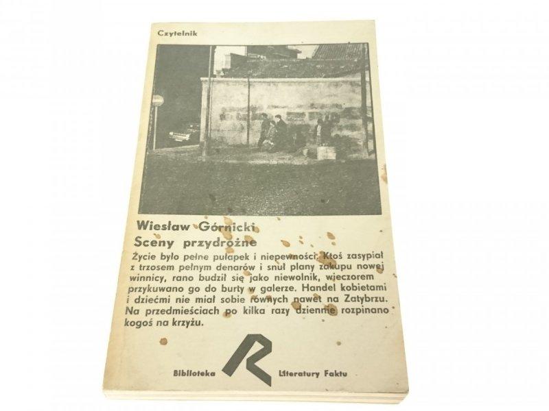 SCENY PRZYDROŻNE - Wiesław Górnicki (1979)