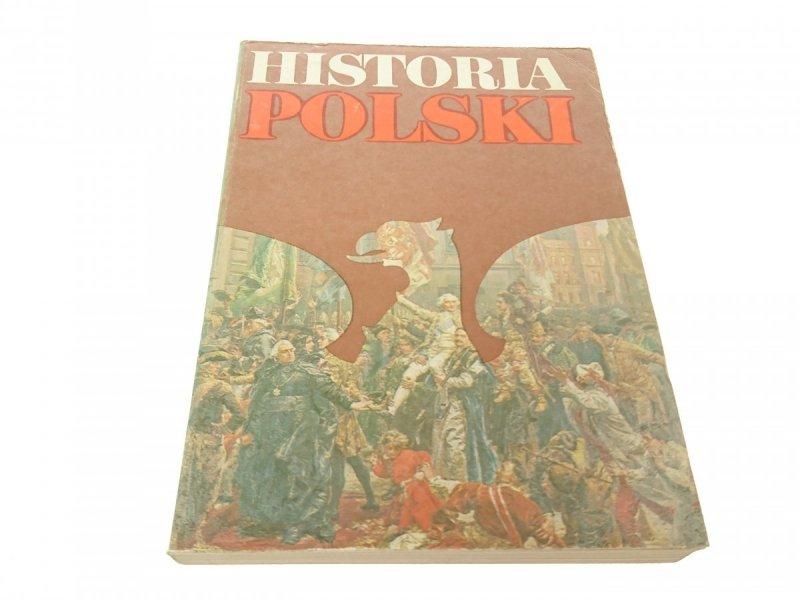 HISTORIA POLSKI 1764-1864 - Gierowski 1986