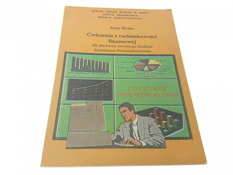 ĆWICZENIA Z RACHUNKOWOŚCI FINANSOWEJ - Kloka 1993