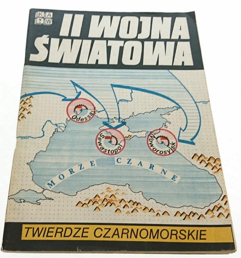 II WOJNA ŚWIATOWA. TWIERDZE CZARNOMORSKIE (1983)