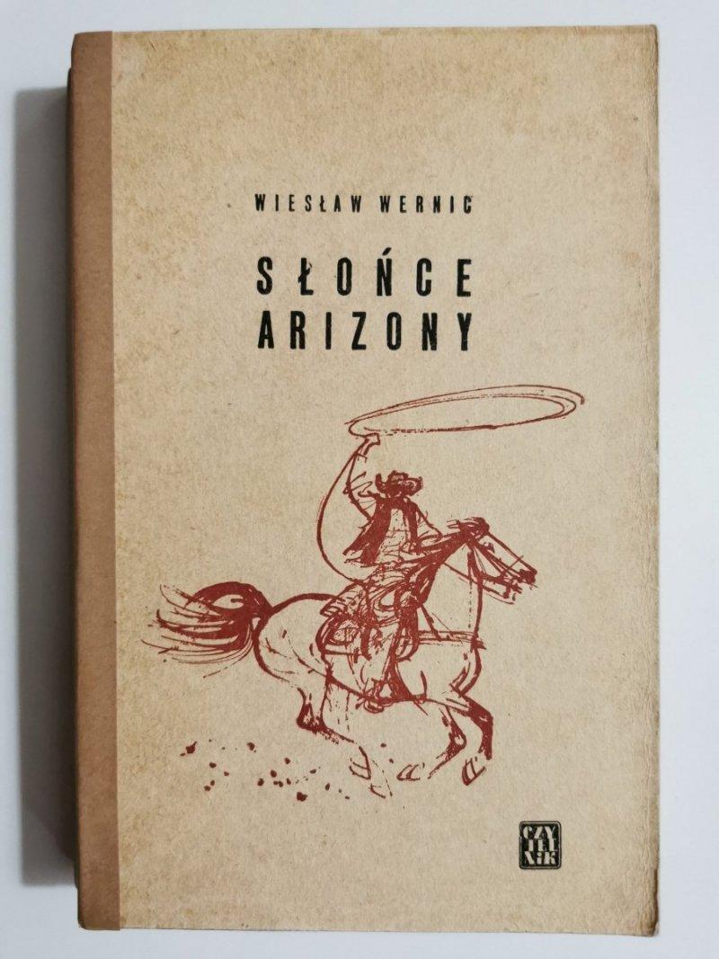 SŁOŃCE ARIZONY - Wiesław Wernic 1971