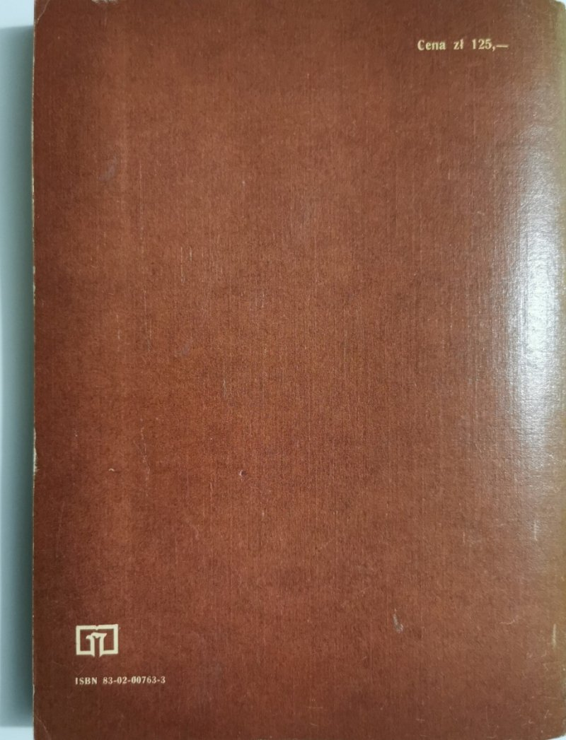 TABLICE MATEMATYCZNE FIZYCZNE CHEMICZNE I ASTRONOMICZNE 1984