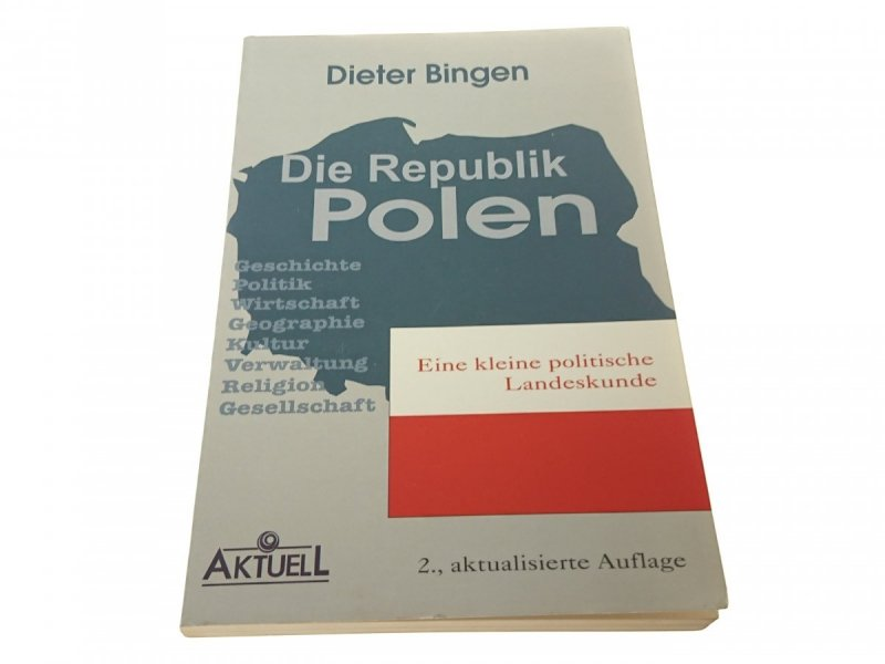 DIE REPUBLIK POLEN - Dieter Bingen 1999